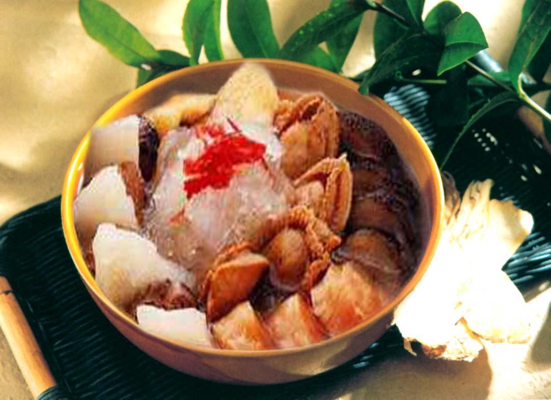 Mini fo tiao qiang-bird's nest